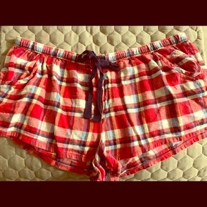 Aerie Sleep Shorts, size XL